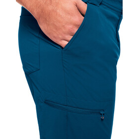 Maier Sports Norit Bermuda court Homme, blue sapphire